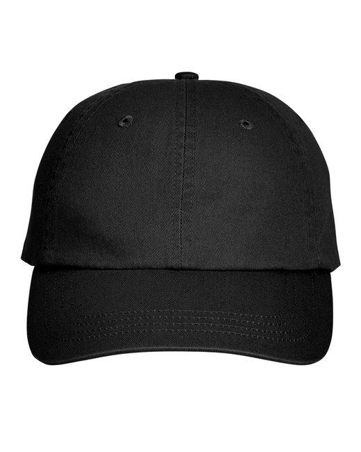 70504de56c 8102 UltraClub Adult Classic Cut Chino Cotton Twill Unstructured Cap