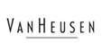 Van Heusen screen printed clothing