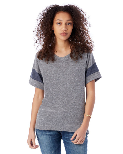 Ladies' Powder Puff Eco-Jersey T-Shirt