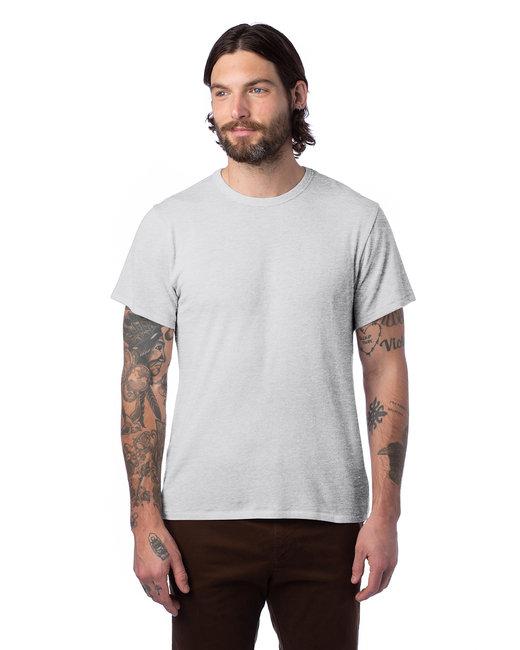Alternative Men's Keeper Vintage Jersey - Silver