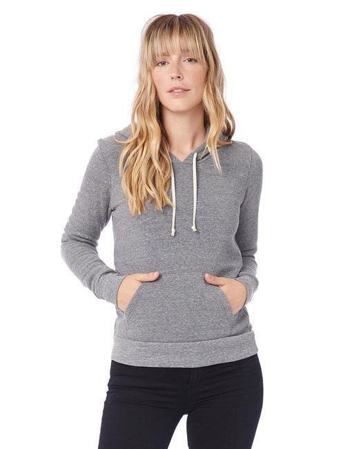 Alternative Ladies' Athletics Eco-Fleece Hoodie - Eco Grey