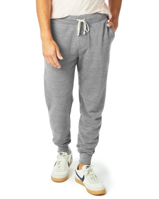 Alternative Unisex Dodgeball Eco-Fleece Pant - Eco Grey