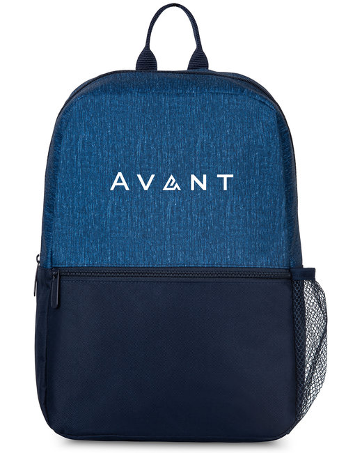 Gemline Astoris Backpack - Navy Blue