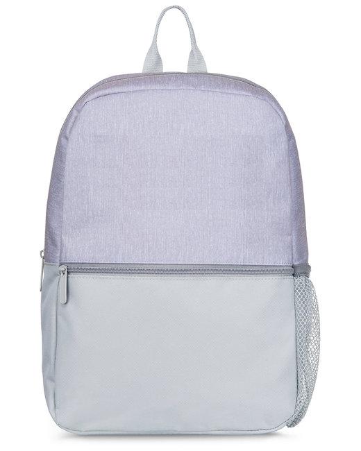 Gemline Astoris Backpack - Quiet Grey