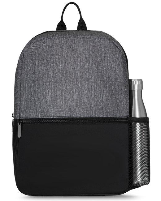 Gemline Astoris Backpack - Granite Hthr Gry