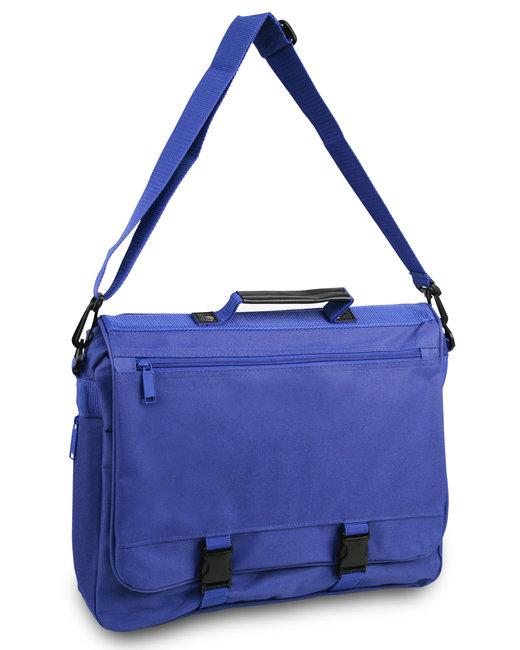 Liberty Bags GOH Getter Expandable Messenger Bag - Royal