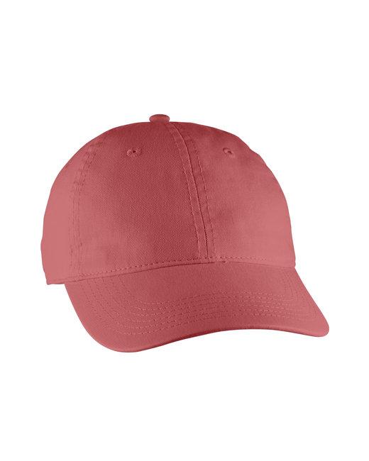 Comfort Colors Direct-Dyed Canvas Baseball Cap - Cumin