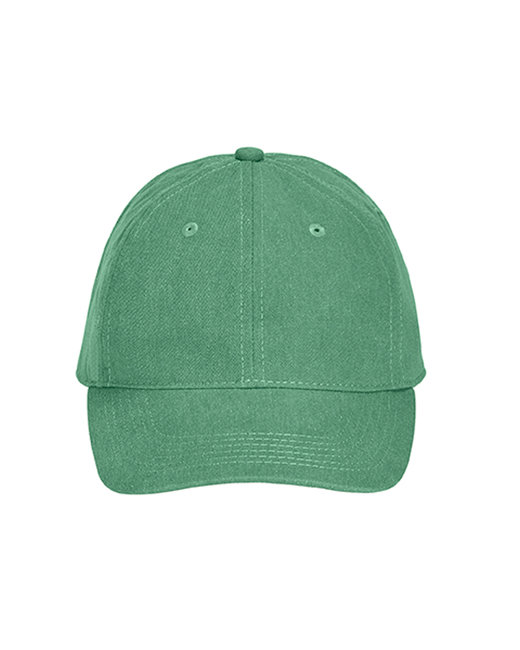 Comfort Colors Pigment-Dyed Canvas Baseball Cap - Grass