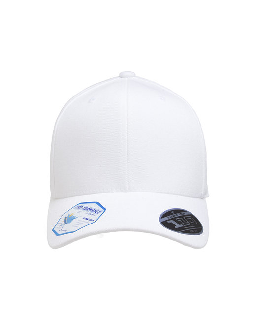 Flexfit Adult Pro-Formance® Solid Cap - White
