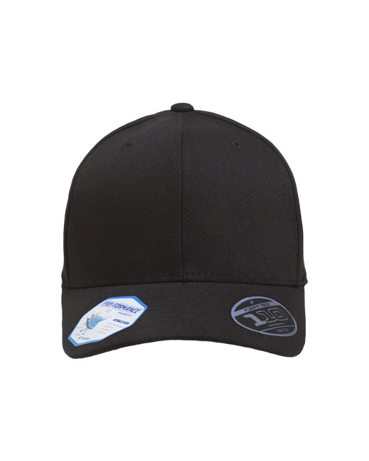 Flexfit Adult Pro-Formance® Solid Cap - Black