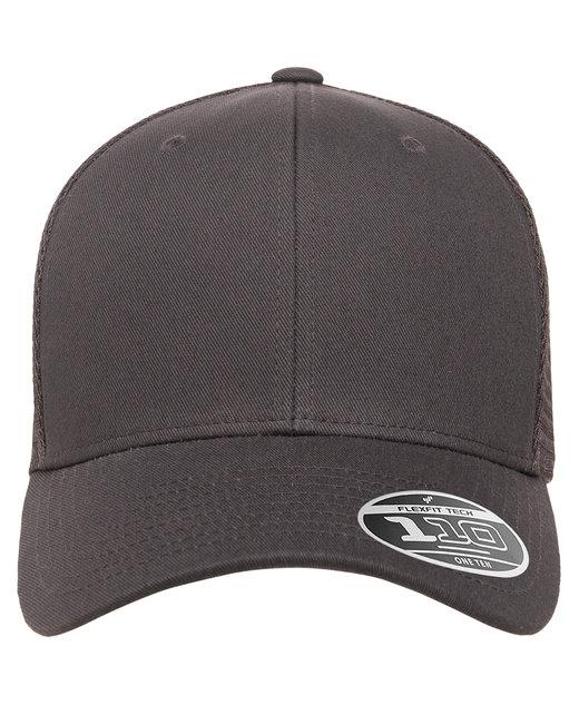 Flexfit Adult 110® Mesh Cap - Charcoal