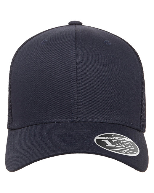 Flexfit Adult 110® Mesh Cap - Navy