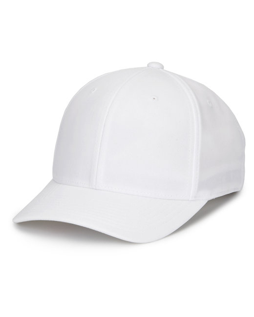 Flexfit Cool & Dry Mini Piqué Cap - White