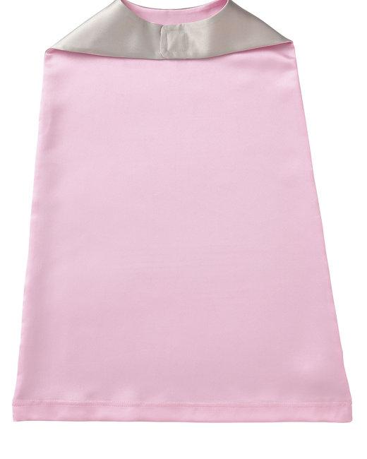 Rabbit Skins Toddler Cape - Pink/ Silver