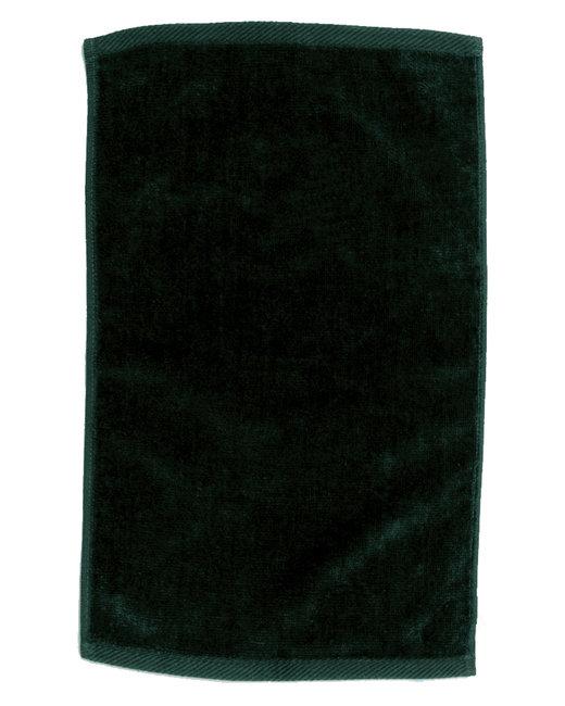 Pro Towels Velour Fingertip Sport Towel - Hunter Green