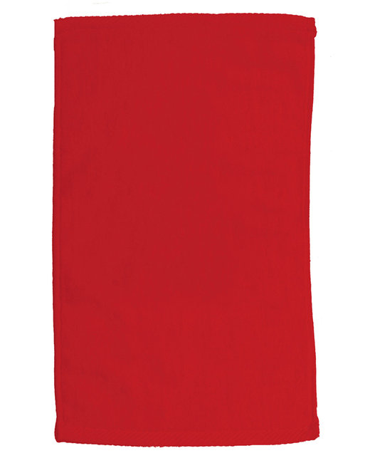 Pro Towels Velour Fingertip Sport Towel - Red