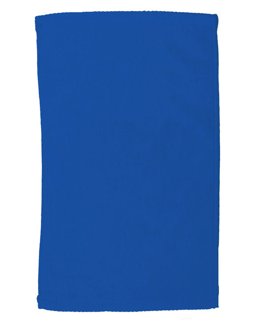 Pro Towels Velour Fingertip Sport Towel - Royal Blue