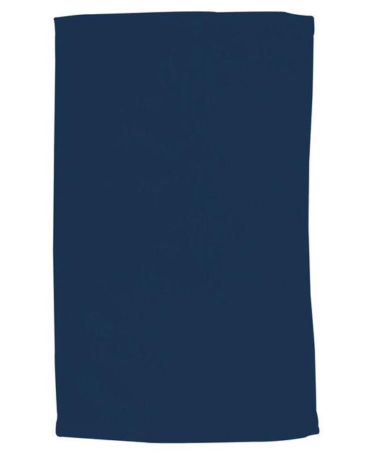 Pro Towels Velour Fingertip Sport Towel - Navy