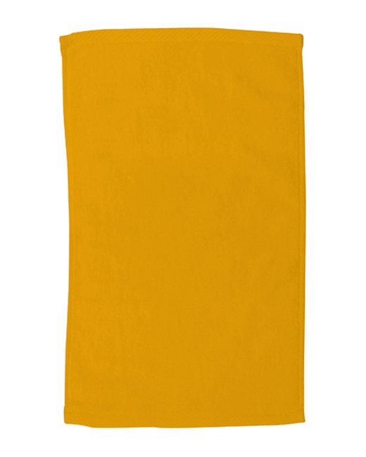 Pro Towels Velour Fingertip Sport Towel - Gold