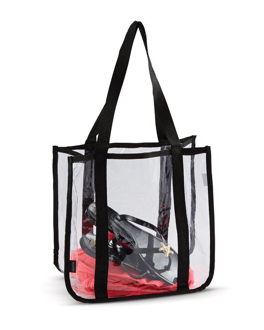Gemline Clear Event Tote - Clear