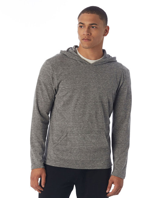 Alternative Unisex Marathon Eco-Jersey™ Pullover Hoodie - Eco Grey