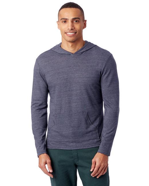 Alternative Unisex Marathon Eco-Jersey™ Pullover Hoodie - Eco True Navy