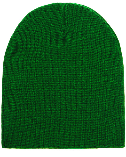 Yupoong Adult Knit Beanie - Spruce