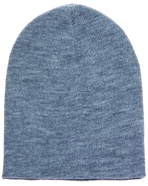 Yupoong Adult Knit Beanie - Heather