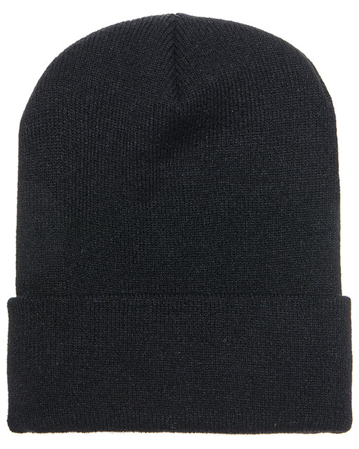 Adult Cuffed Knit Beanie-