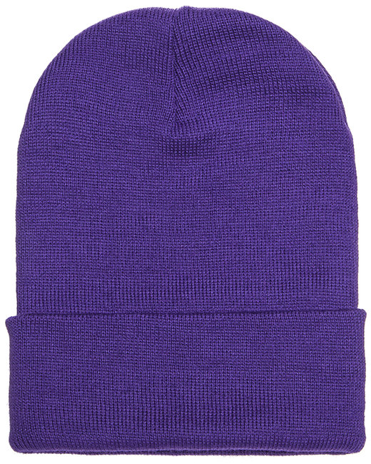 1501 Yupoong Adult Cuffed Knit Beanie