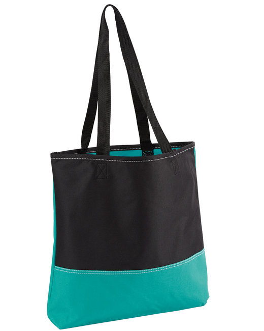 Gemline Prelude Convention Tote - Turquoise