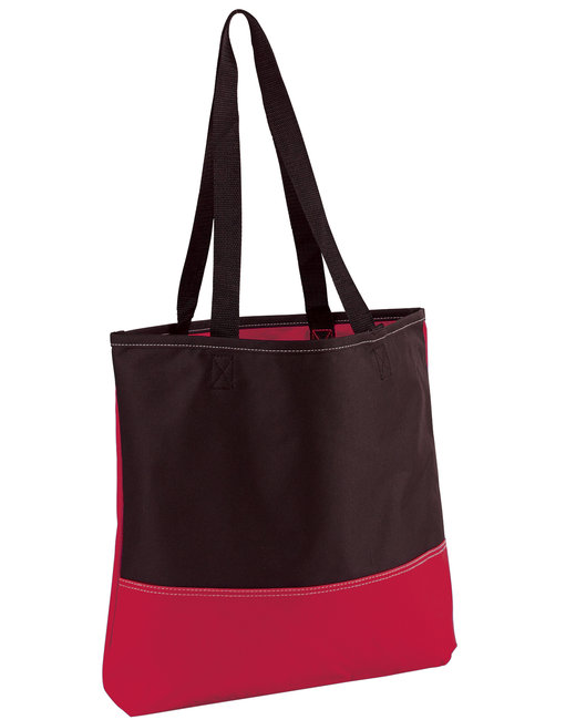 Gemline Prelude Convention Tote - Red