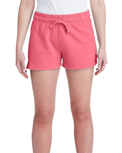 Comfort Colors Ladies' French Terry Short - Watermelon
