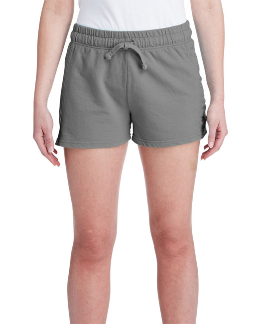 Comfort Colors Ladies' French Terry Short - Grey