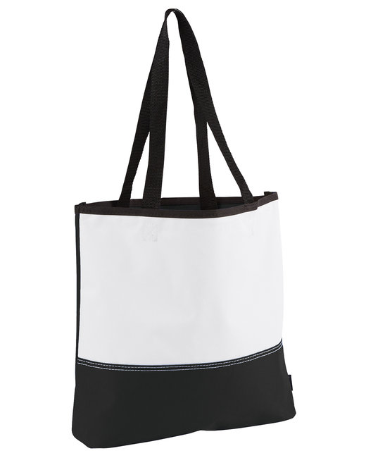 Gemline Encore Convention Tote - Black