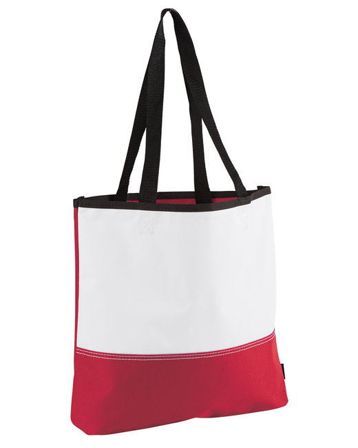 Gemline Encore Convention Tote - Red