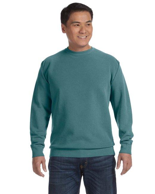 Comfort Colors Adult Crewneck Sweatshirt - Blue Spruce