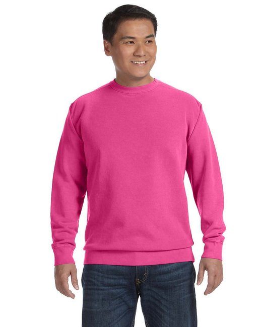 Comfort Colors Adult Crewneck Sweatshirt - Peony