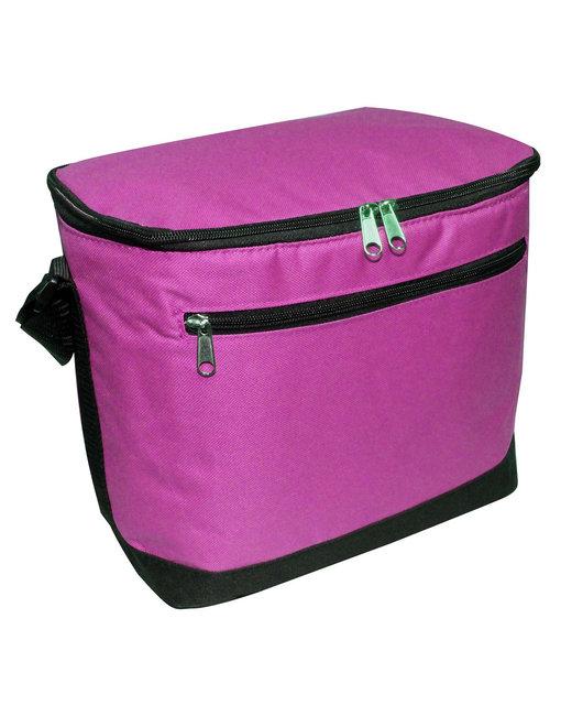 Liberty Bags 12-Pack Cooler - Hot Pink