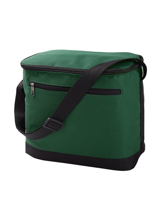 Liberty Bags 12-Pack Cooler - Forest Green
