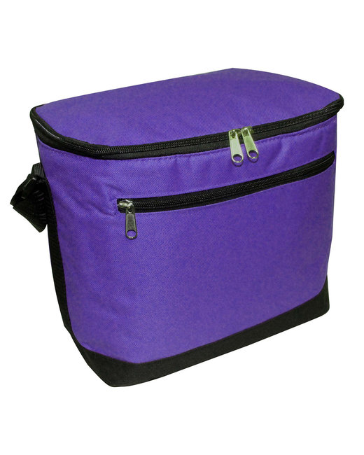 Liberty Bags 12-Pack Cooler - Purple