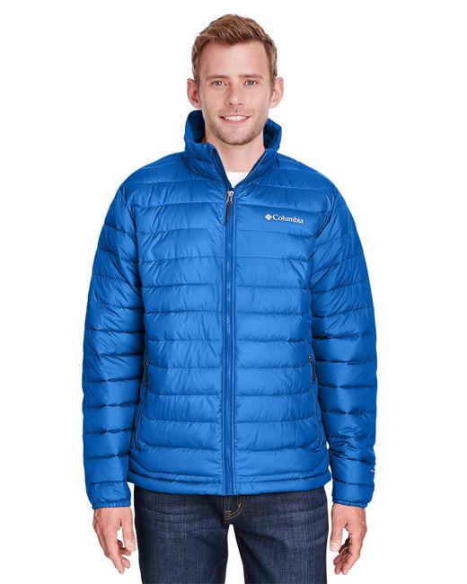 Columbia Men's Powder Lite™ Jacket - Azure Blue