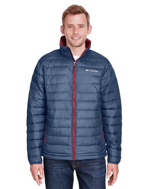 Columbia Men's Powder Lite™ Jacket - Dark Mountain