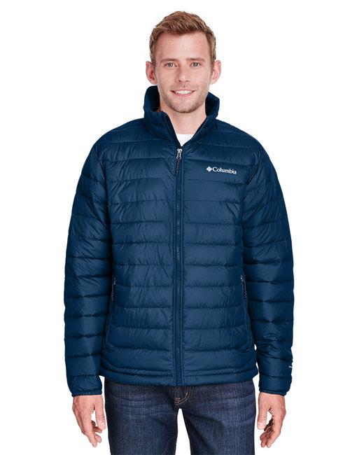 Columbia Men's Powder Lite™ Jacket - Collegiate Navy