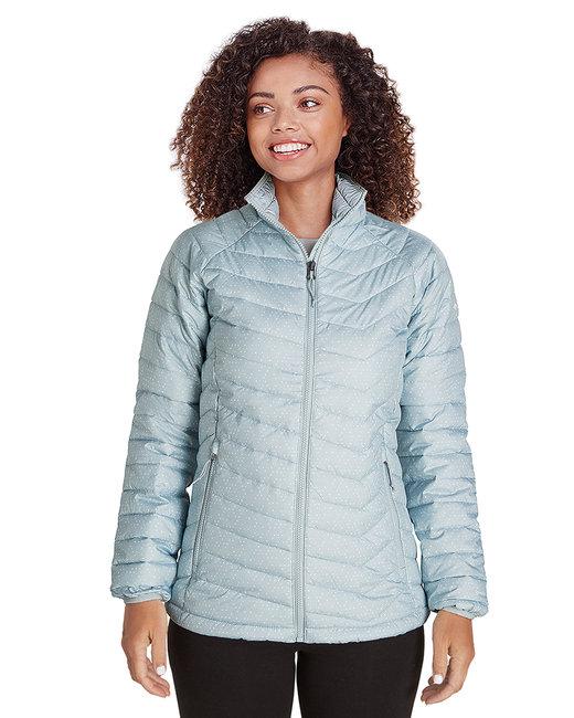 Columbia Ladies' Powder Lite™ Jacket - Crus Gy Sprk Prt