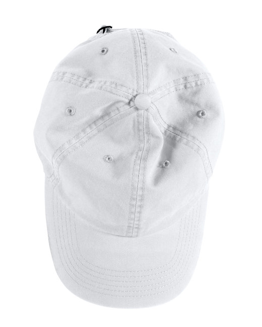 Authentic Pigment Direct-Dyed Twill Cap - White