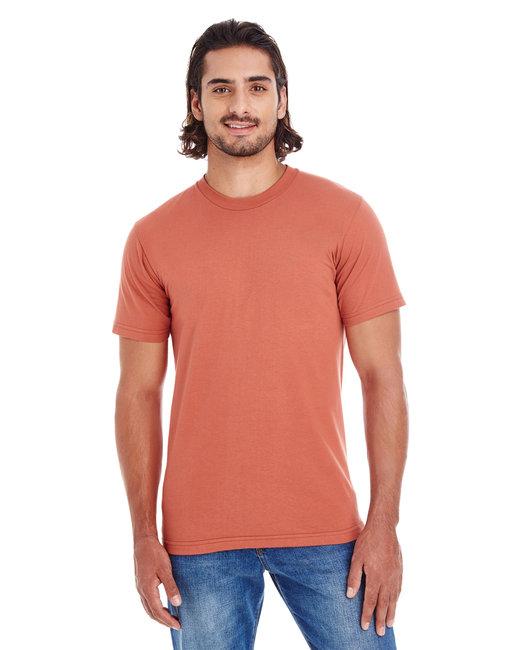 American Apparel Unisex Organic Fine Jersey Classic T-Shirt - Cedar