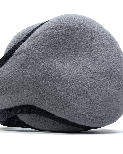 180s Adult Tec Fleece Ear Warmer - Charcoal Gray