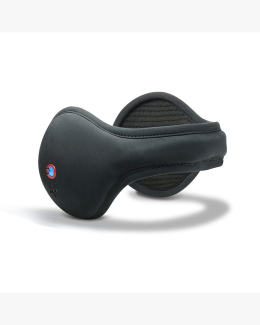 180s Adult Bluetooth HD IV Ear Warmer - Black