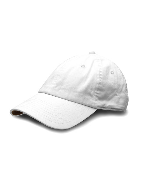 Liberty Bags Stretch To Fit Hat - White